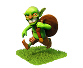 Гоблин Clash of Clans (Goblin)