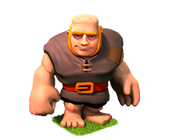 Гигант Clash of Clans (Giant)