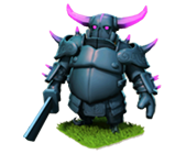 ПЕККА Clash of Clans (PEKKA)