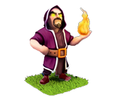 Колдун Clash of Clans (Wizard)